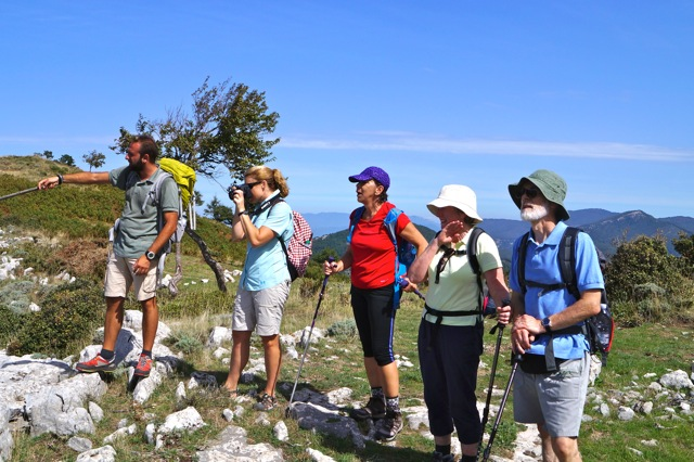 Guida trekking ai sentieri costiera amalfitana penisola for Separa il golfo di napoli da quello di salerno